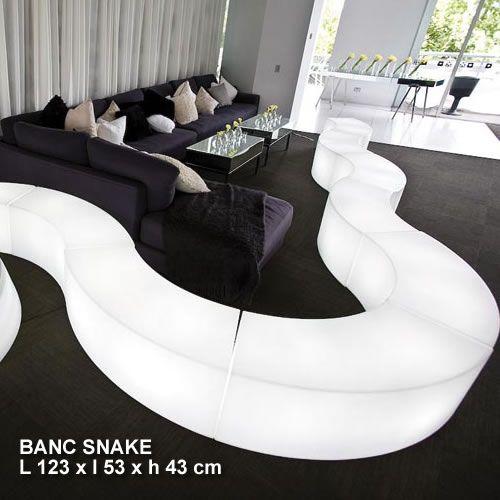 Banc-lumineux-Snake-blanc