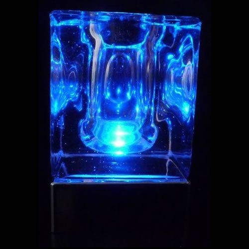 Centre-de-table-crystal-bleu