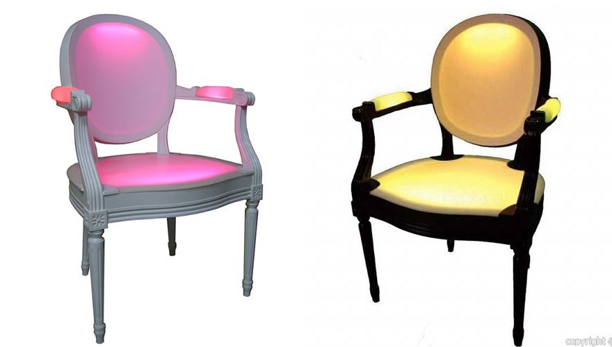fauteuil-lumineux-blanc
